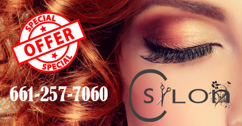 We offer only the best hair cuts, hair coloring, waxing and much more. | C Salon