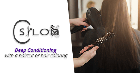 Visit us This Month for Our Special! | C Salon SCV