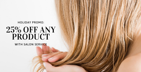 Treat Yourself this Holiday Season! | C Salon