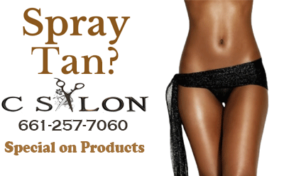 C Salon SCV – Get Our Special