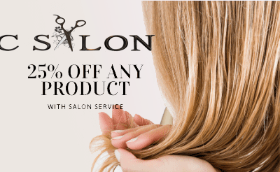 C Salon Special – Get Code