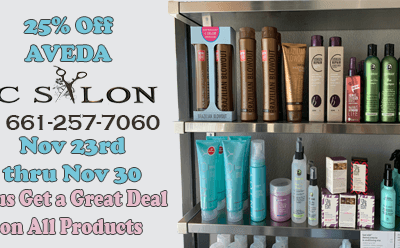 Happy Thanksgiving SCV | C Salon | Avada Product Special